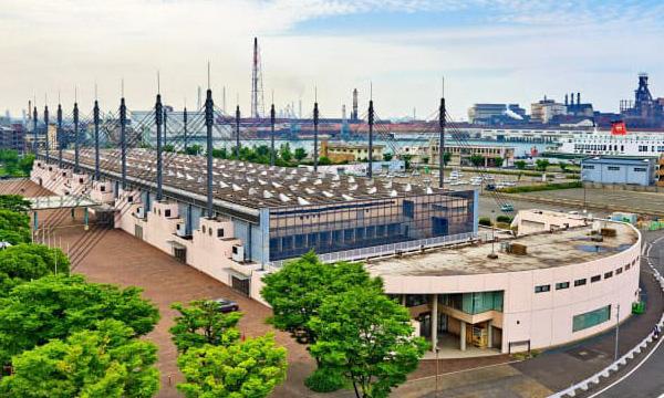 西日本総合展示場 本館