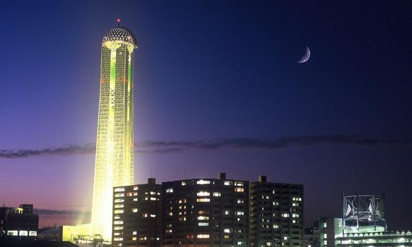 北九州市立海峡ゆめタワー(海峡メッセ下関)